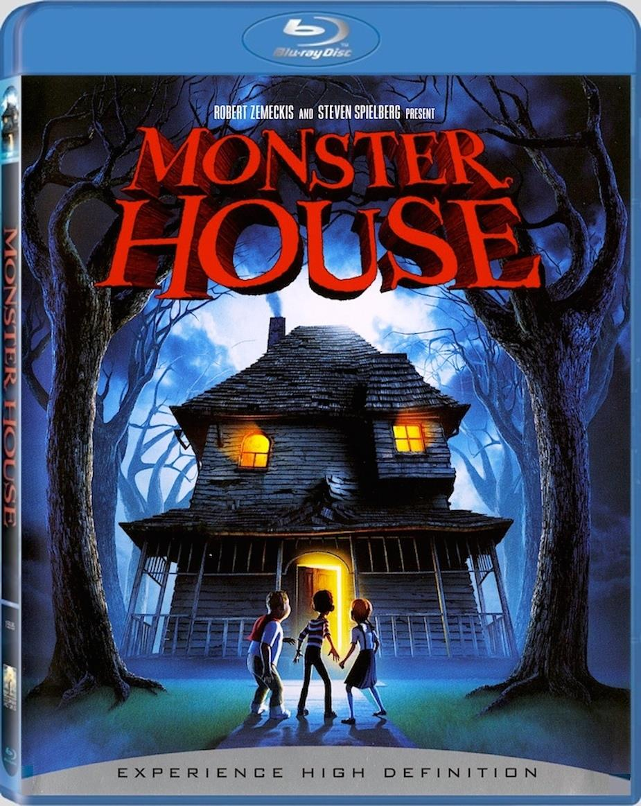 BLU RAY FILM BLU-RAY MONSTER HOUSE