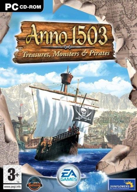 TECNO SHOP GAME PC ANNO 1503 TREASURE EXPANSION