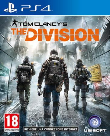 UBISOFT GAME PS4 THE DIVISION