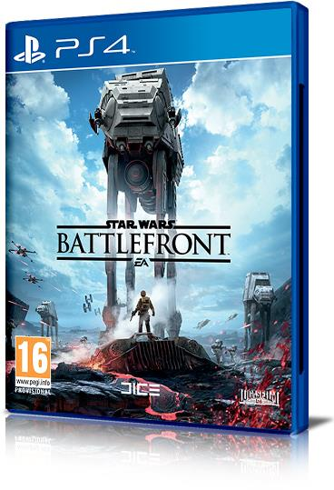 ELECTRONIC ARTS GAME SONY PS4 STAR WARSBATTLEFRONT