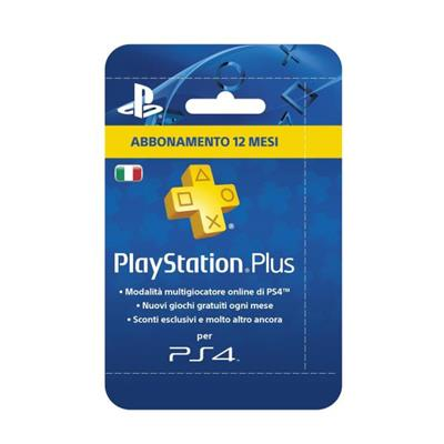 SONY PLAYSTATION PLUS CARD HANG 365GG