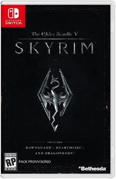 NINTENDO GAME NINTENDO SWITCH THE ELDER SCROLLS V: SKYRIM