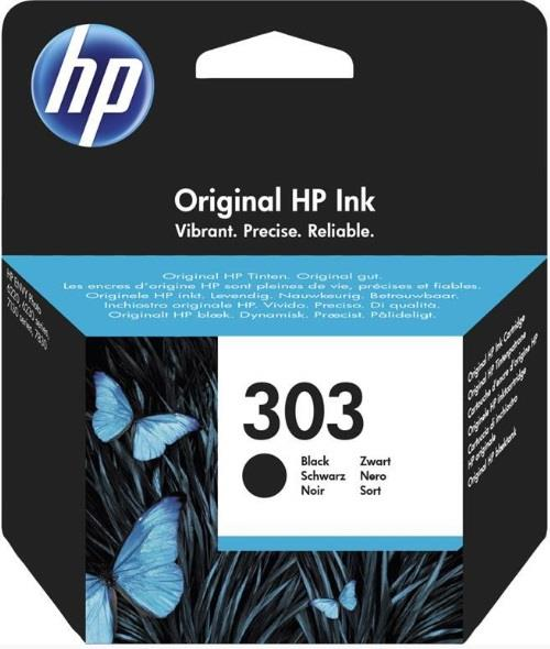 HP CARTUCCIA HP 303 NERO BLISTER