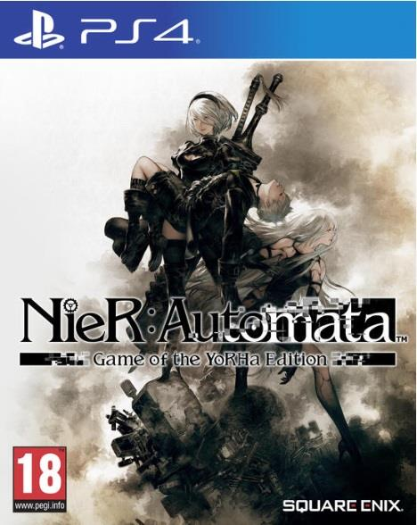 SQUARE ENIX GAME SONY PS4 NIER: AUTOMA GOTY