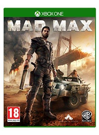 WARNER BROS MAD MAX GAME (XBOX ONE)