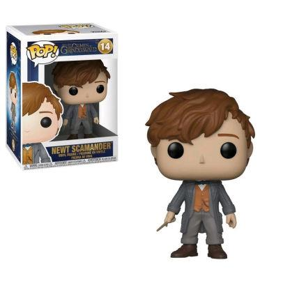 FUNKO ACTION FIGURES FUNKO POP MOVIES FANTASTIC BEASTS NEWT