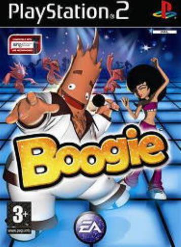 ELECTRONIC ARTS GAME PS2 BOOGIE