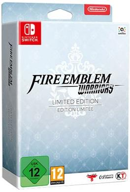 NINTENDO GAME NINTENDO SWITCH FIRE EMBLEM WARRIORS LIMITED EDITION