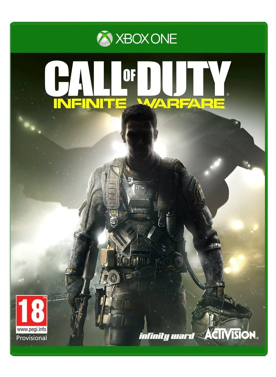 ACTIVISION GAME XBOX ONE MICROSOFTCALL OF DUTY INFINITY WAREFARE