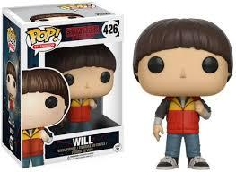 FUNKO ACTION FIGURES FUNKO POP TELEVISION ST WILL