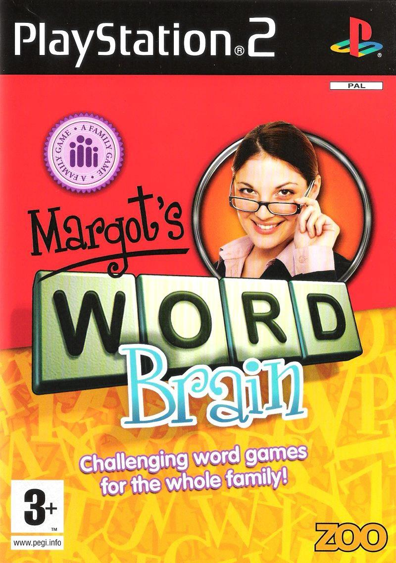 SONY GAME PS2 MARGOTS WORD BRAIN
