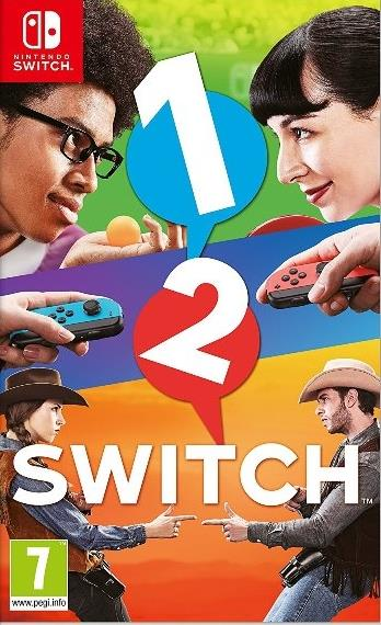 NINTENDO GAME NINTENDO 1-2-SWITCH ITA