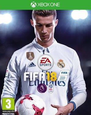 SONY GAME XBOX ONE FIFA 18