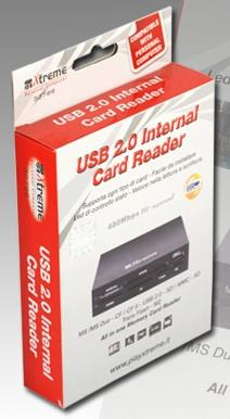 XTREME XTREME CARD READER INT 3.5 XTREME BIC003 30796