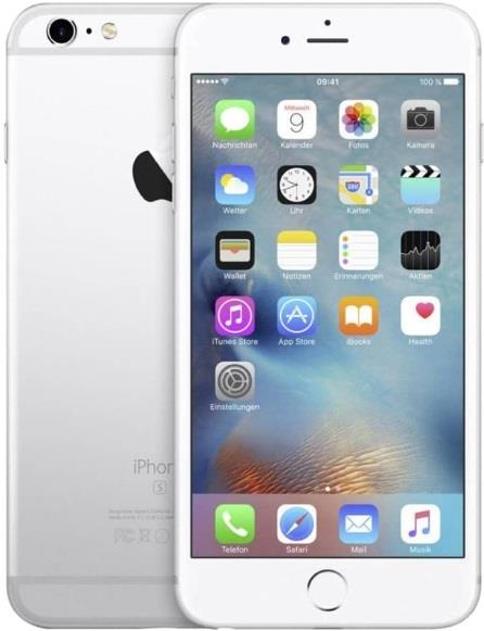 APPLE SMARTPHONE APPLE IPHONE 6S 128 GB SILVER TIM