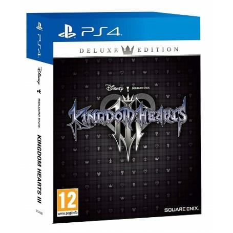 SQUARE ENIX GAME PS4 KINGDOM HEARTSIII DELUXE