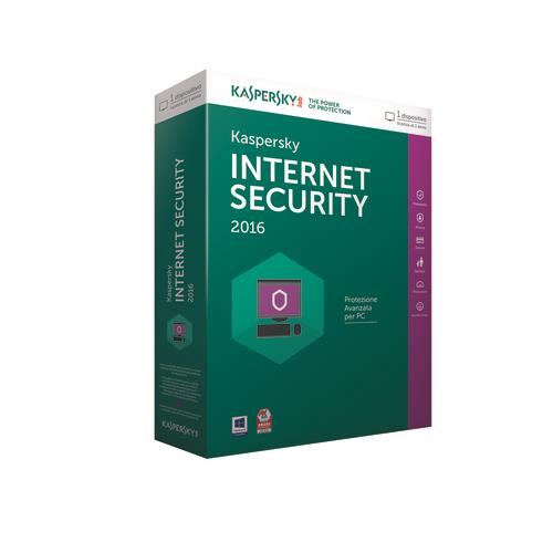 KASPERSKY ENTERPRISE KASP.2016 INT.SEC.1 US.1 YEAR MINI IT ATTACH DEAL