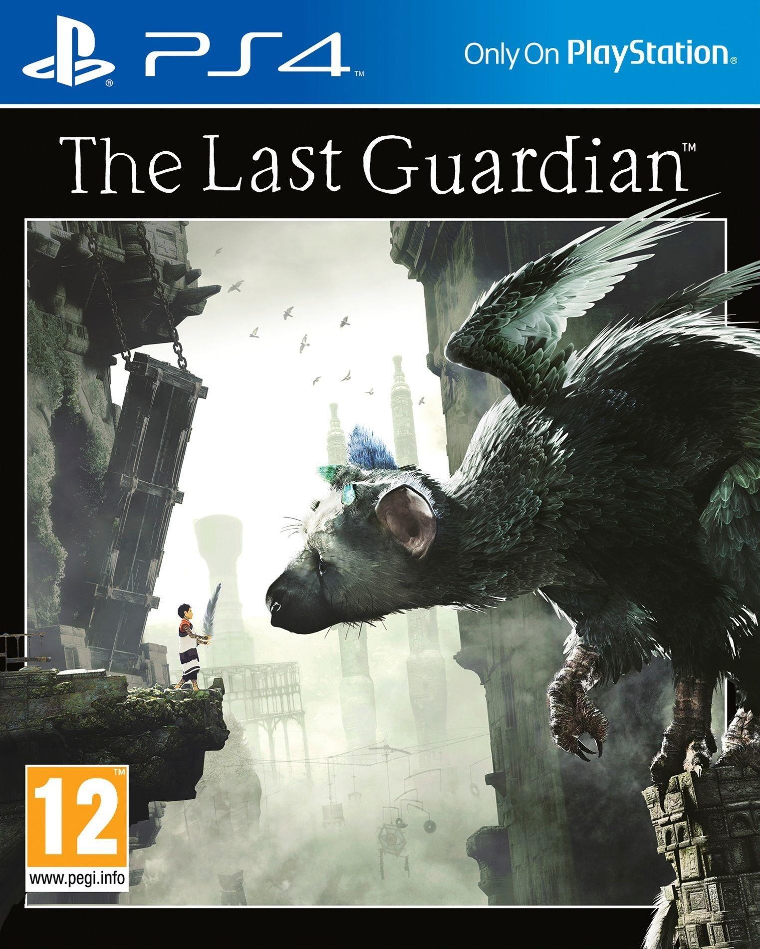 SONY GAME SONY PS4 THE LAST GUARDIAN