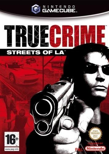 SONY GAME NINTENDO GC TRUE CRIME STREETS OF LA