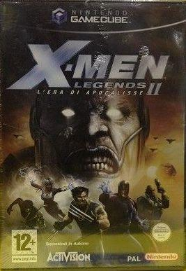 NINTENDO GAME GC X-MEN LEGENDS II L'ERA DI APOCALISSE