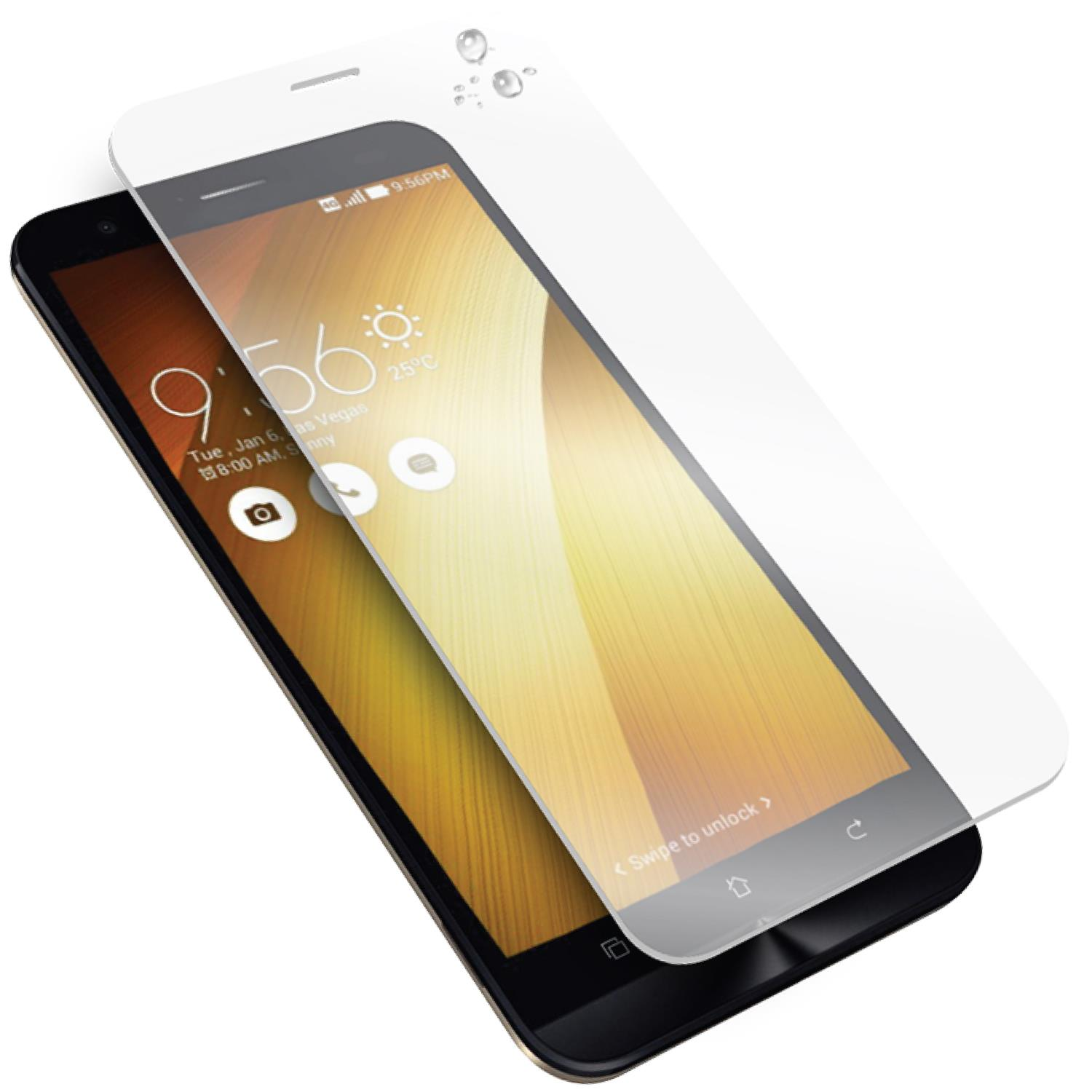 AREA AREA SCREEN PROTECTOR GLASS PER ASUS ZENFONE 2 LASER ZE500KL