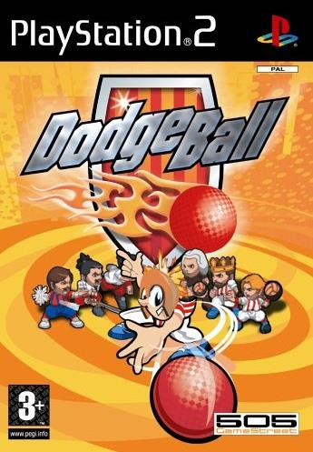 SONY GAME SONY PS2 DODGEBALL