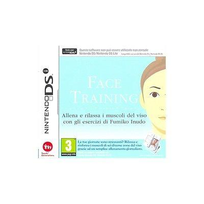 NINTENDO GAME NINTENDO NDS FACE TRAINING