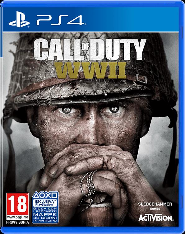 ACTIVISION GAME SONY PS4 CALL OF DUTY WORLD WAR 2
