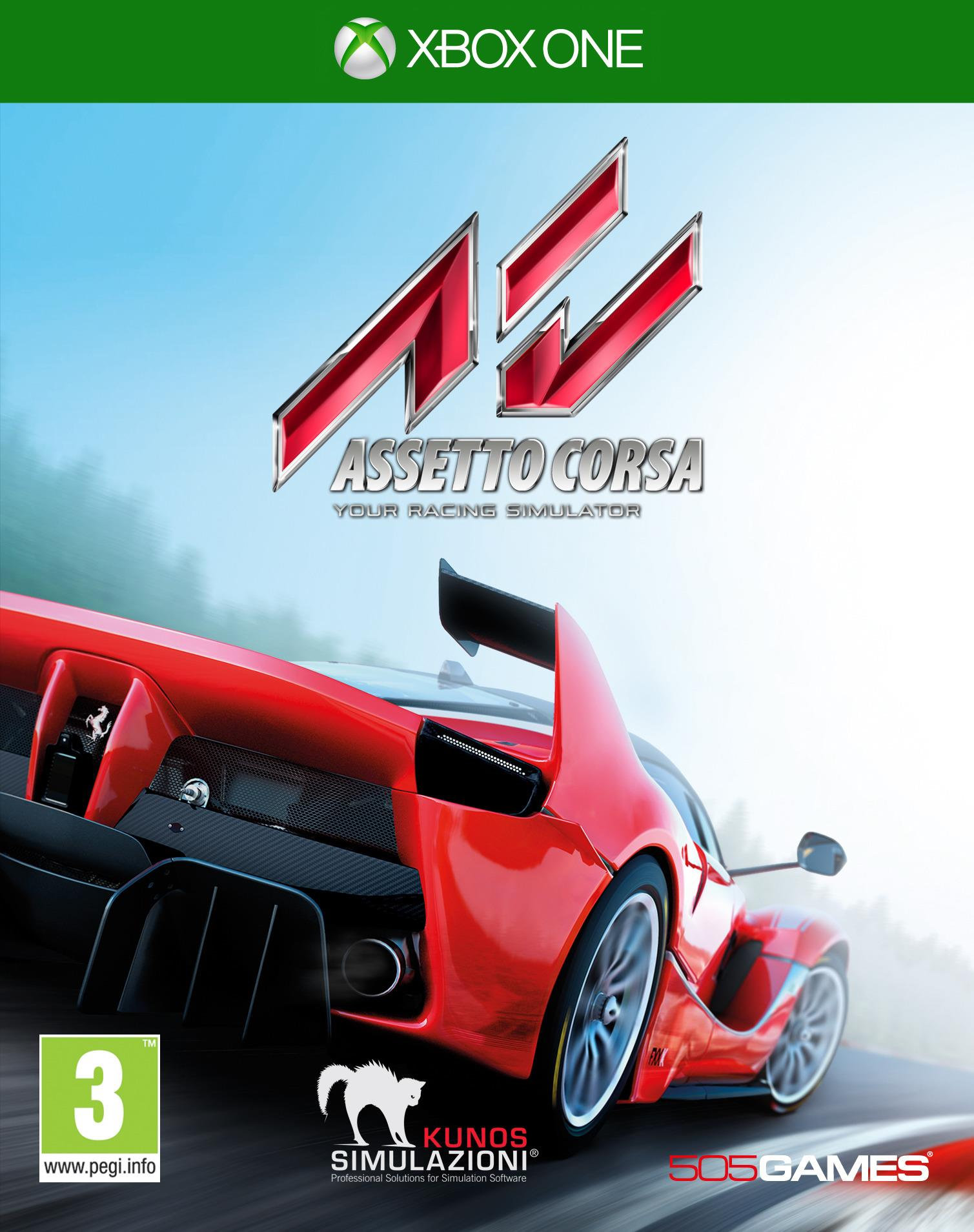 MICROSOFT GAME ASSETTO CORSA X XBOX ONE