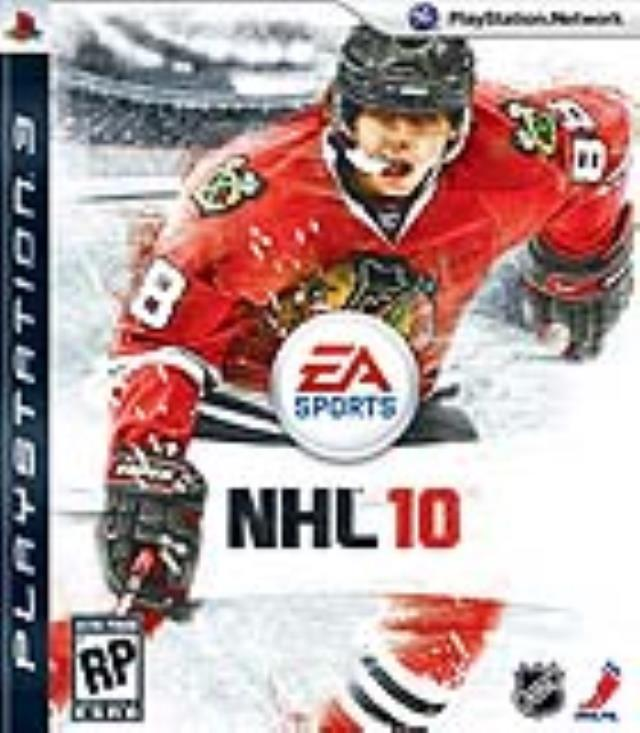 ELECTRONIC ARTS GAME PS3 NHL 10