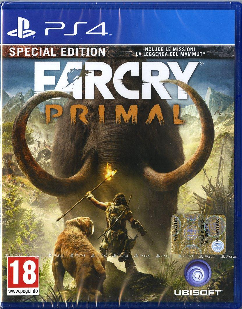 UBISOFT GAME SONY PS4 FAR CRY PRIMAL