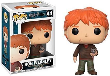 FUNKO ACTION FIGURES FUNKO POP HARRY POTTER RON WEASLEY CON CROSTA