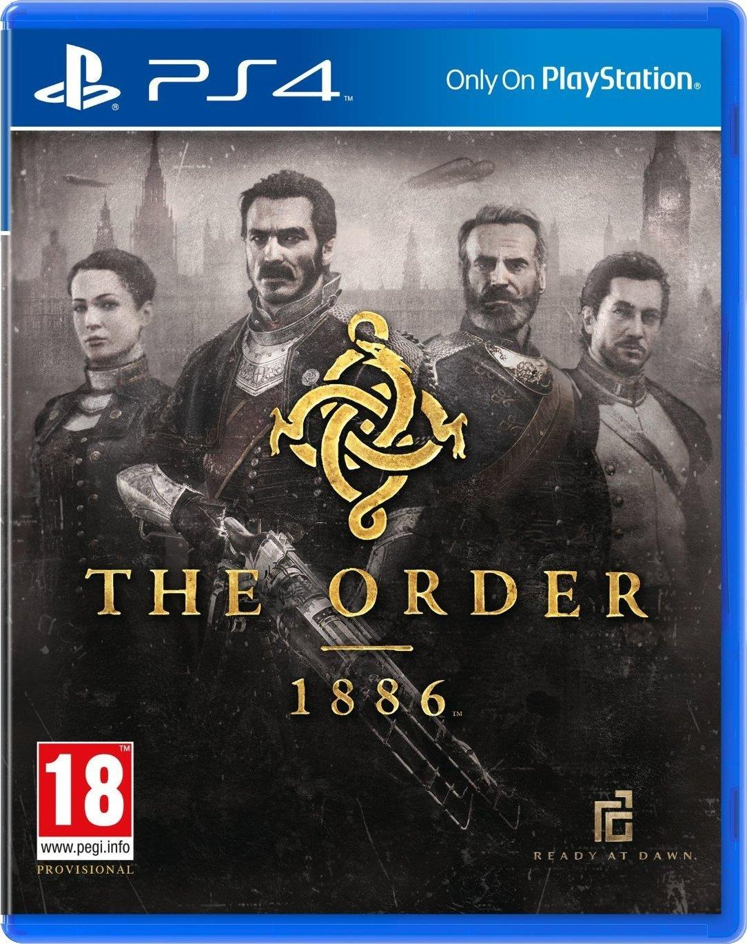 SONY PS4 THE ORDER: 1886