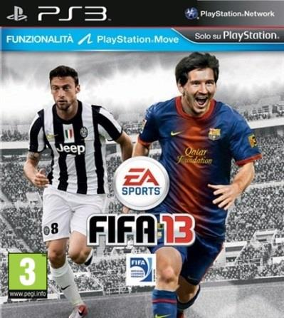 ELECTRONIC ARTS GAME SONY PS3 FIFA 13