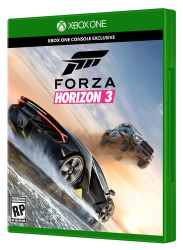 MICROSOFT GAME FORZA HORIZON 3 XBOX ONE