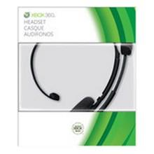 MICROSOFT XBOX 360 WIRED HEADSET (CUFFIETTA)