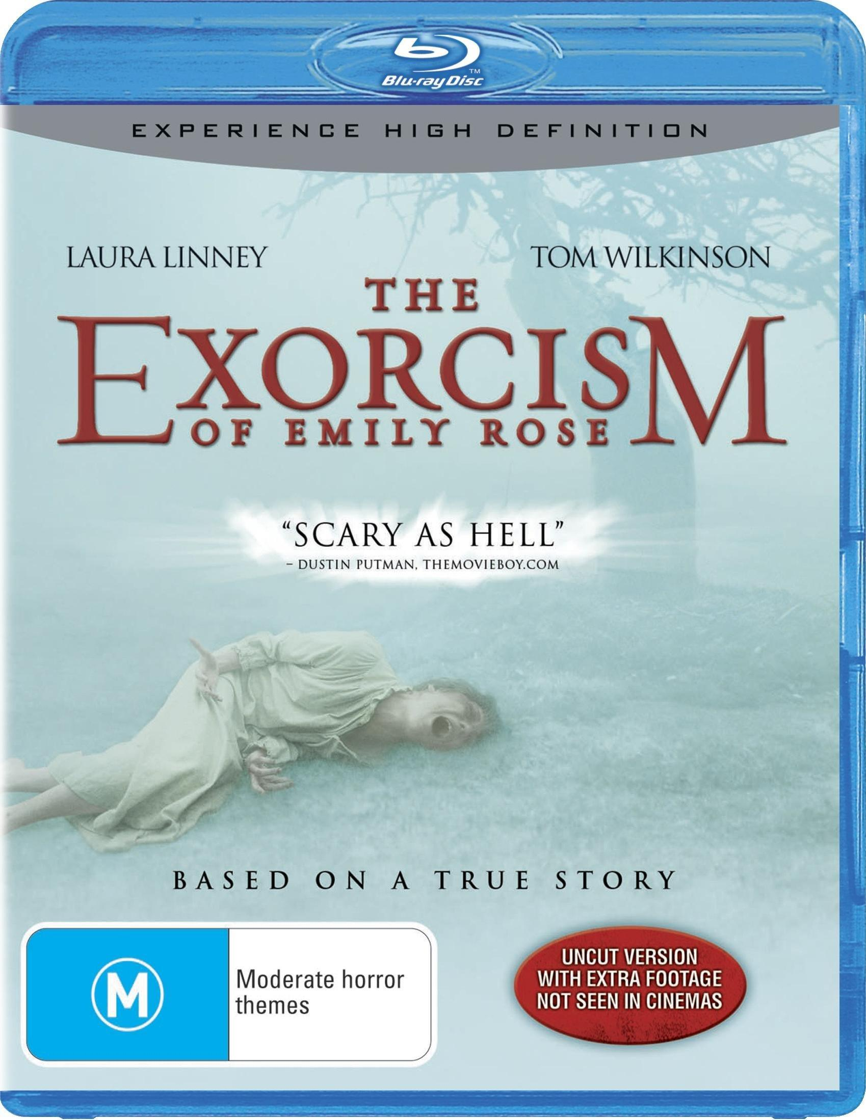 TECNO SHOP FILM BLU-RAY THE EXORCISM OF EMILY ROSE