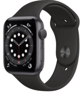 APPLE APPLE WATCH S6 GPS SPACE GRAY 40 MM
