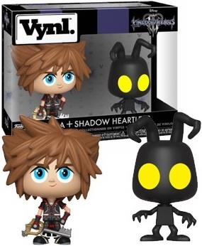 FUNKO ACTION FIGURES FUNKO DISNEY KINGDOM HEARTS SORA & HEARTLESS