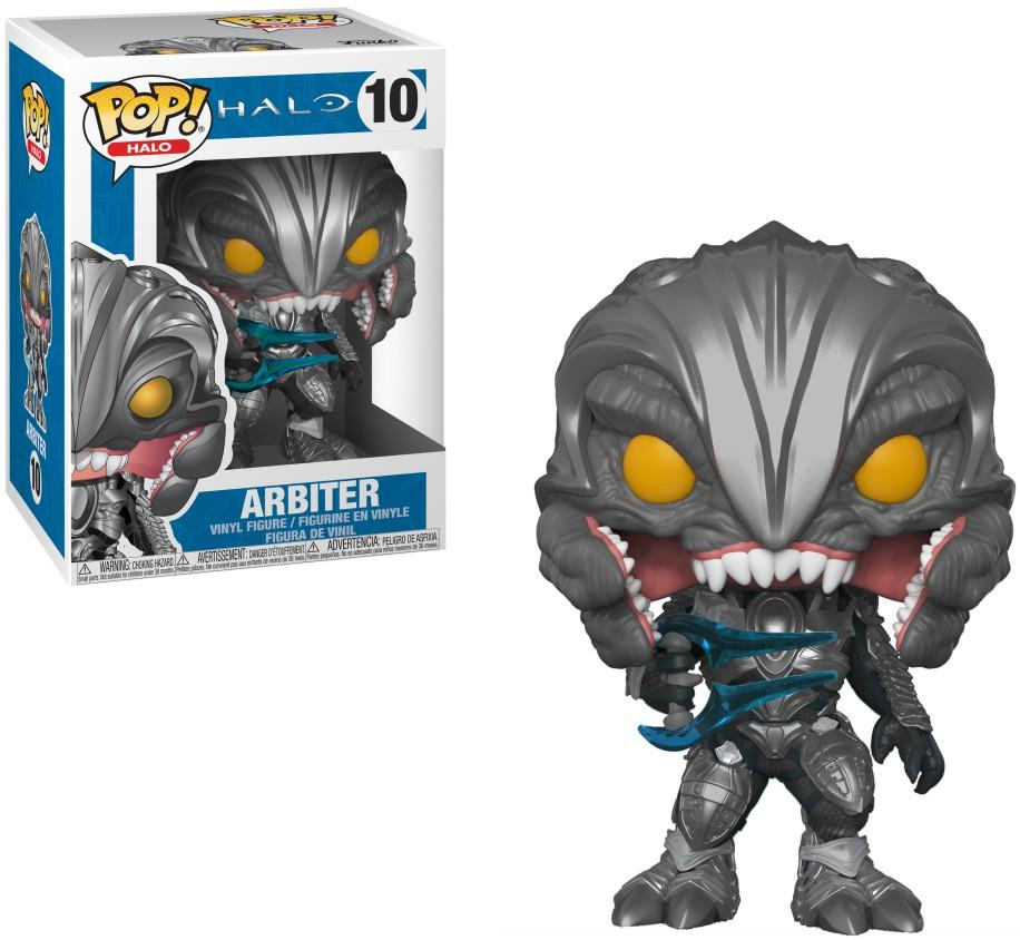 FUNKO ACTION FIGURES FUNKO POP HALO ARBITER
