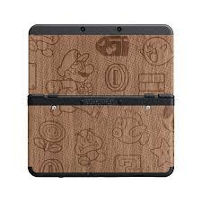 NINTENDO CUSTODIA NINTENDO NEW 3DS 010 WOOD