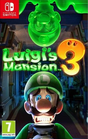 NINTENDO GAME NINTENDO SWITCH LUIGI'S MANSION 3
