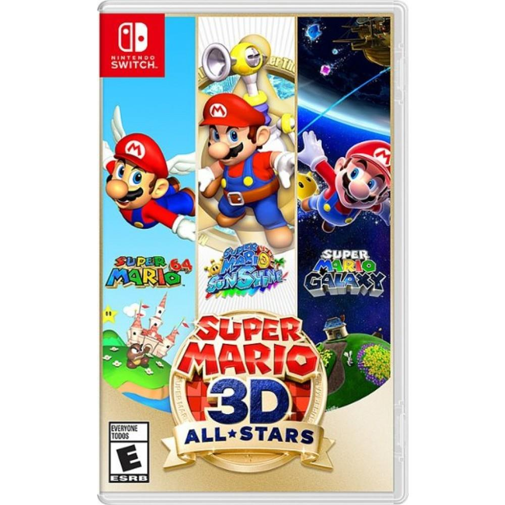 NINTENDO GAME NINTENDO SWITCH MARIO 3D ALL STARS