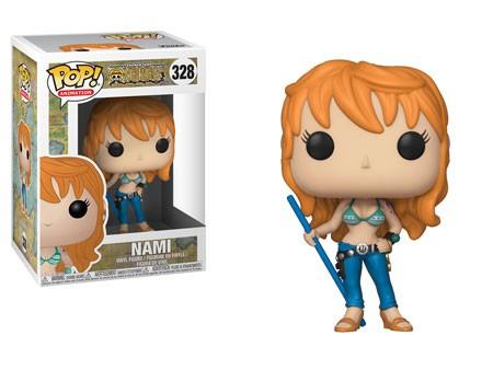 FUNKO ACTION FIGURES FUNKO POP VINYL ONE PIECE NAMI