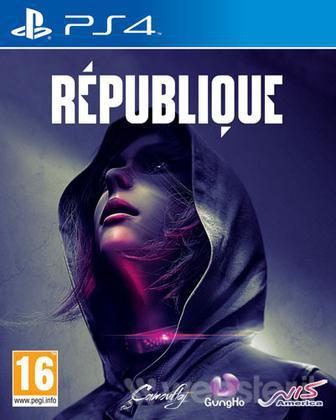 UBISOFT GAME SONY PS4 REPUBLIQUE