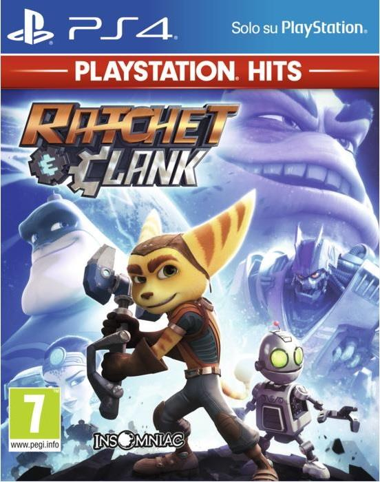 SONY GAME SONY PS4 RATCHET & CLANK PLAYSTATION HITS
