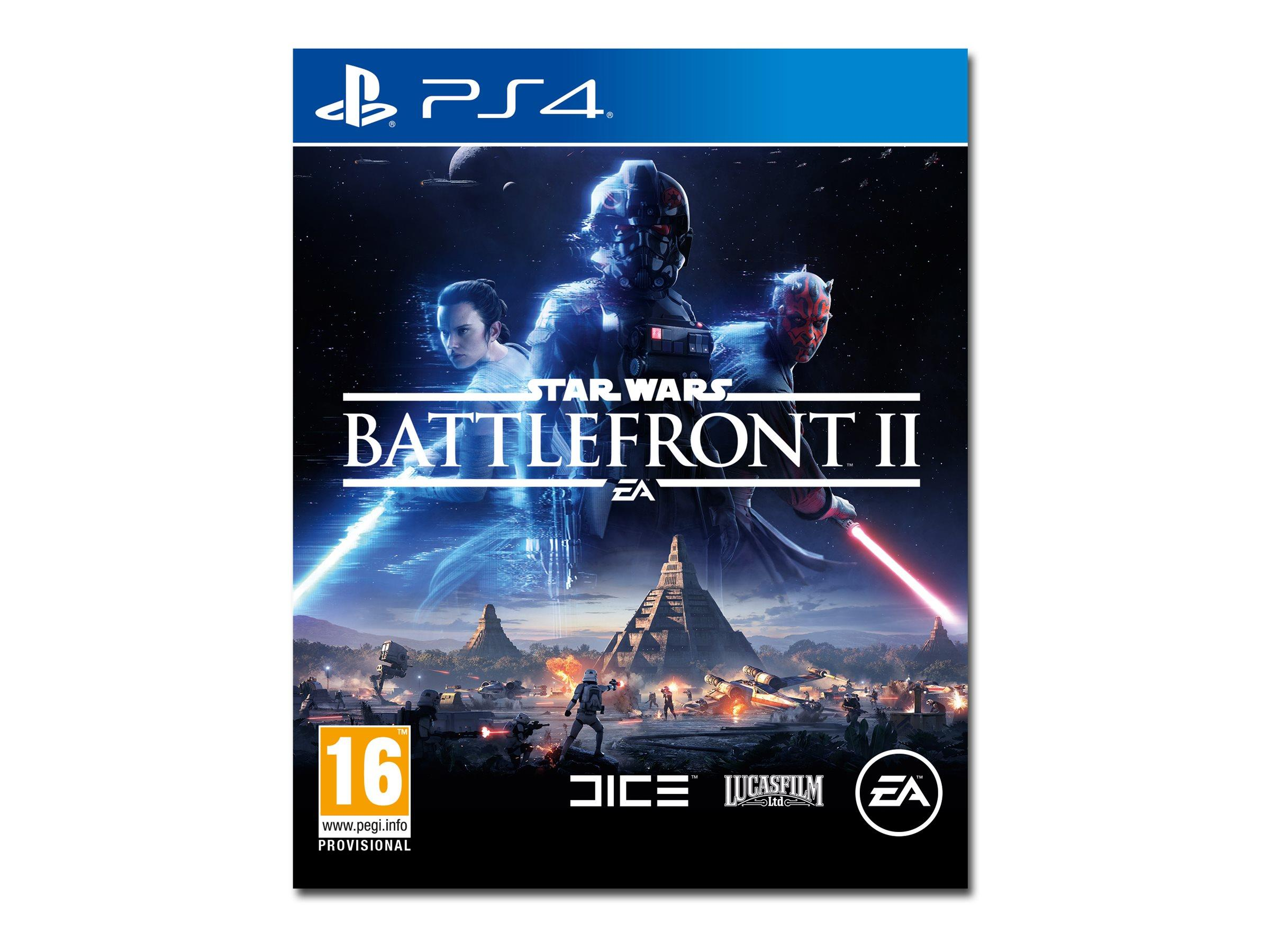 SONY GAME PS4 STARWARS BATTLE FRONT 2