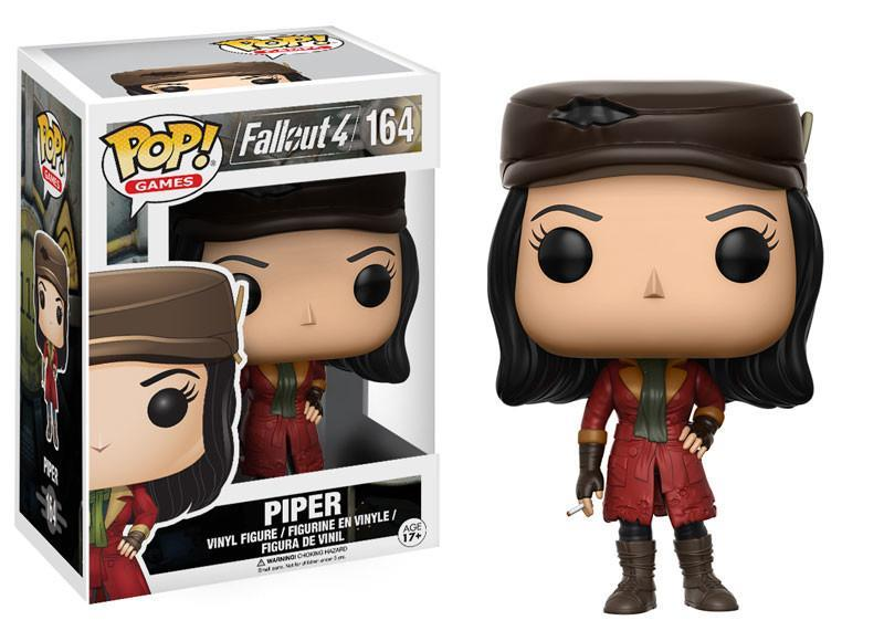 FUNKO ACTION FIGURES FUNKO POP VYNIL FALLOUT 4 PIPER