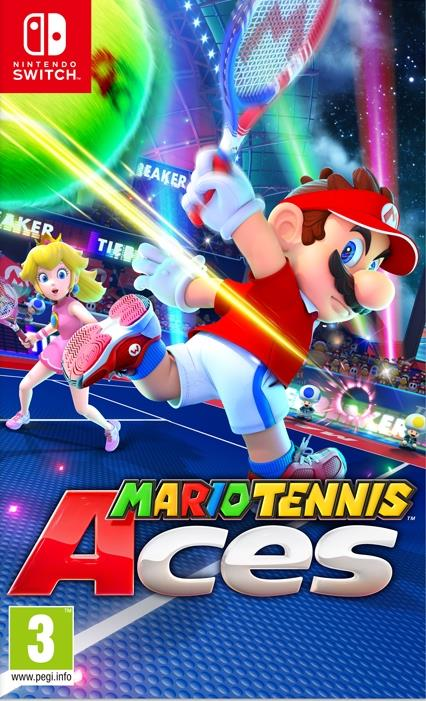 NINTENDO GAME NINTENDO SWITCH MARIO TENNIS ACES