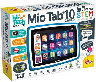 "LISCIANI MIO TAB 10"" TUTOR TABLET EVOLUTION CODINGSTEM 2019 6-12"